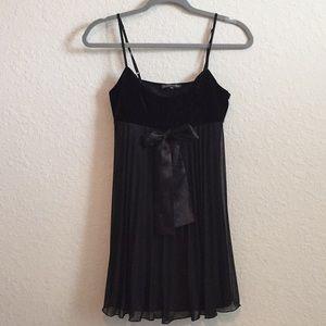 90s Vintage Rampage Velvet Dress